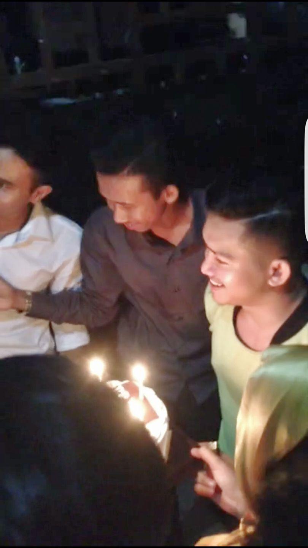 Selamat Ulang Tahun President of PHINISI 13 LN. Achmad Fadhil
