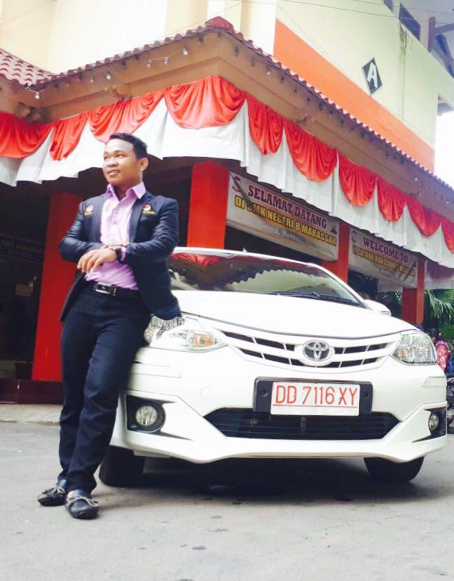 Abusran Burhan Member Sukses 18 Tahun Asal Makassar