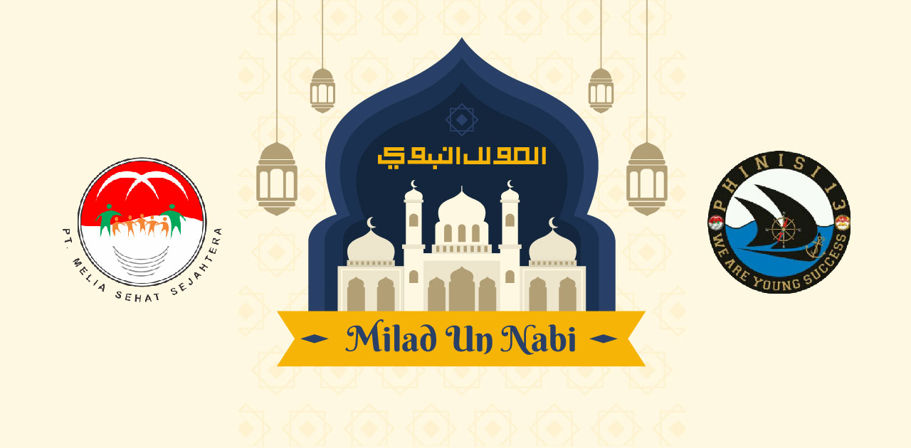 Selamat Hari Maulid Nabi Muhammad SAW 1441 H